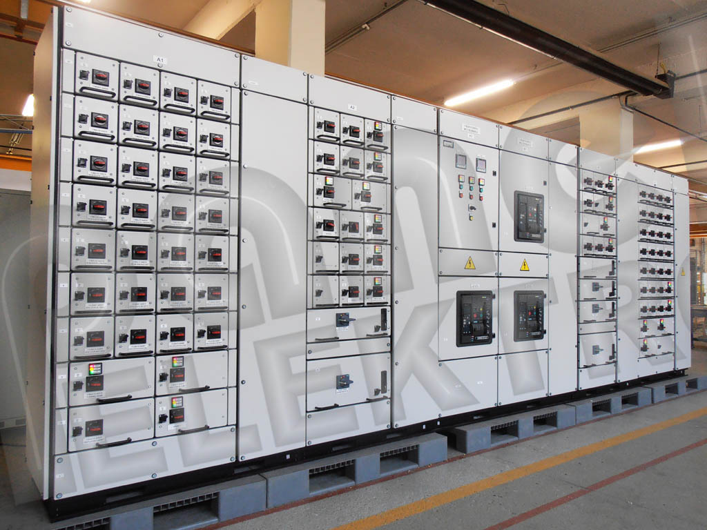 Electrical Panels Manufacturer From Turkey Panel Elektro