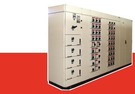 Mcc panel motor control center panel for Smart motor control center