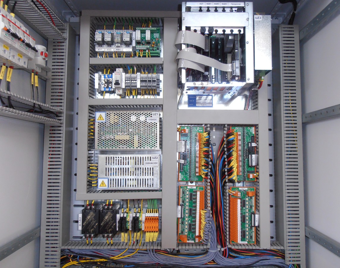 ACS - Automation Control Systems