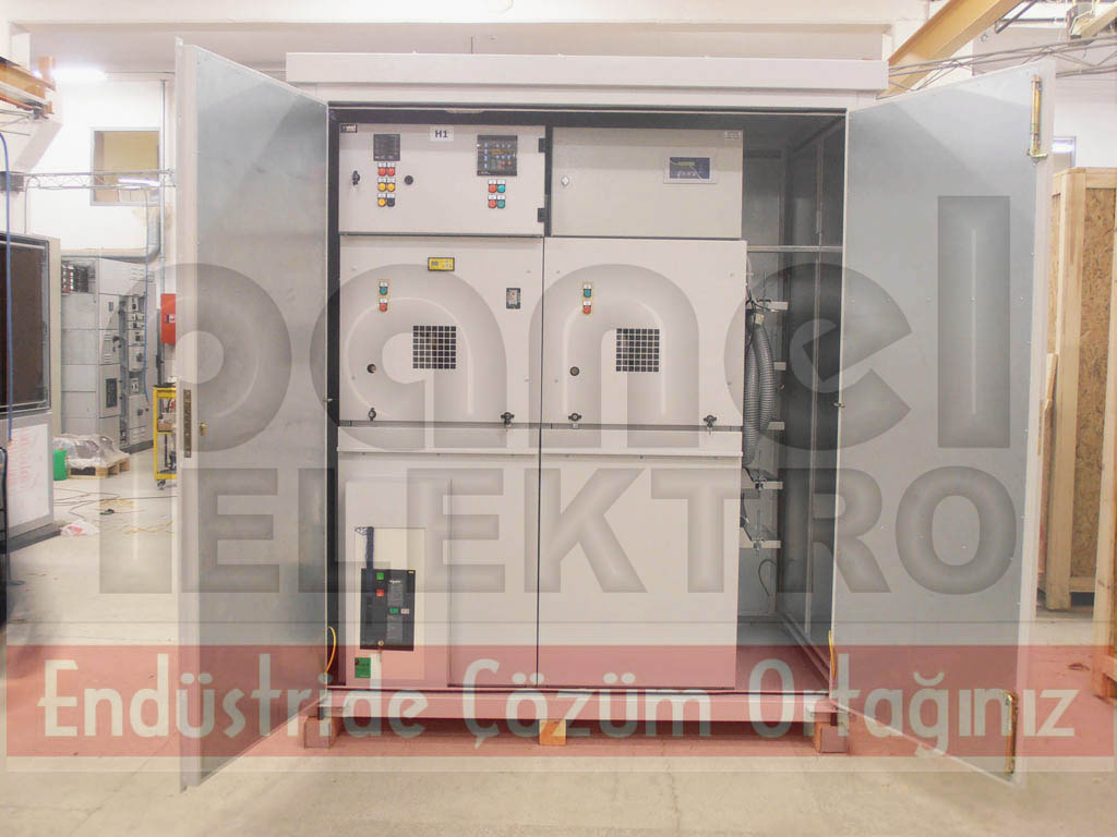MVPCC - Medium Voltage Control Centers